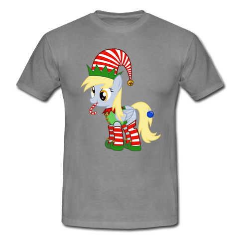 T-shirt Christmas Pony