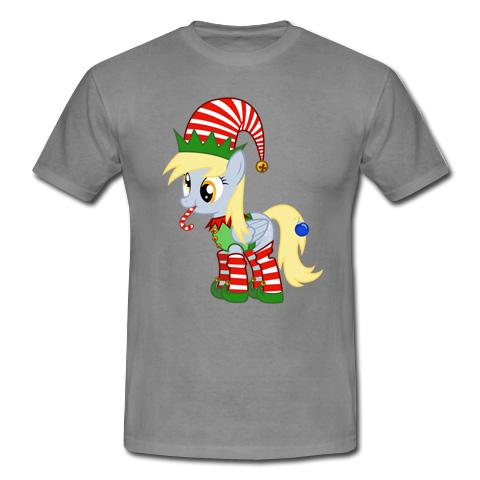 T-shirt Christmas Pony