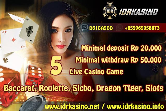 Idrkasino distributor casino online yang perlu anda coba Idrkasino Agen Casino Online Yang Perlu Anda Coba