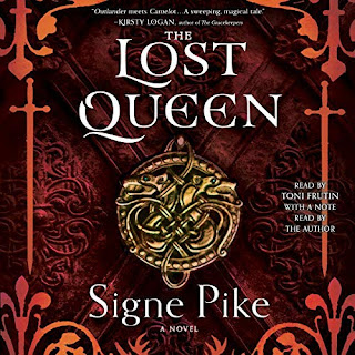 Audiobook of The Lost Queen by Signe Pike