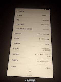 Xiaomi Mi Mix Mini