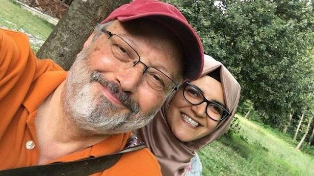 التغريدة الأولى لخديجة جنكيز خطيبة خاشقجي بعد تأكيد مقتله