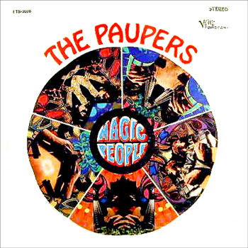 The Paupers ‎– Magic People (1967)