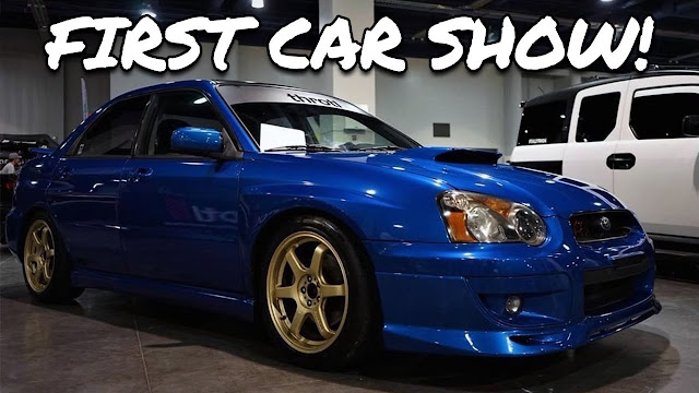 Watch First Car Show With The Subaru Wrx Tuned In Tokyo Las
