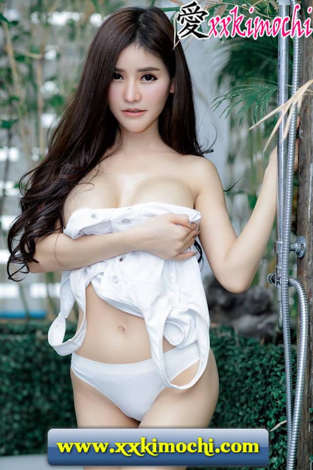 Foto Model Seksi dan Hot Jirawat Chananont 03