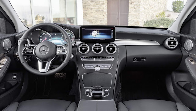 Mercedes Classe C - interior