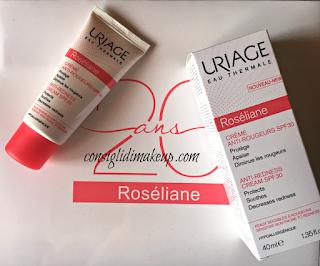 Roséliane Crème Anti-Rougeurs SPF30 Uriage
