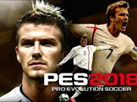 Free Download PES 2018 APK MOD Android Pro Evolution Soccer 18 2.1.1