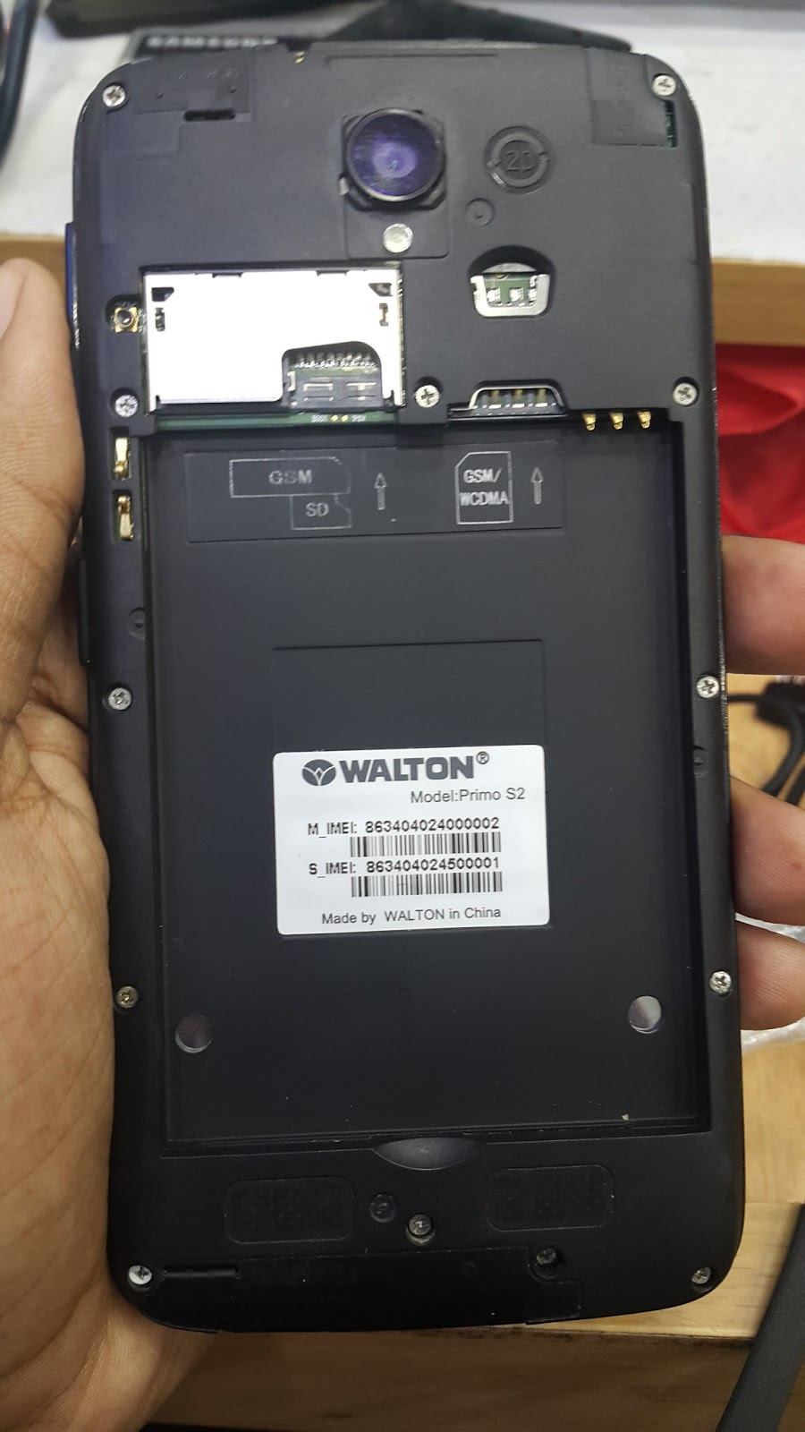 WALTON PRIMO S2 MSM8226 Tested firmware download  MSM8226__