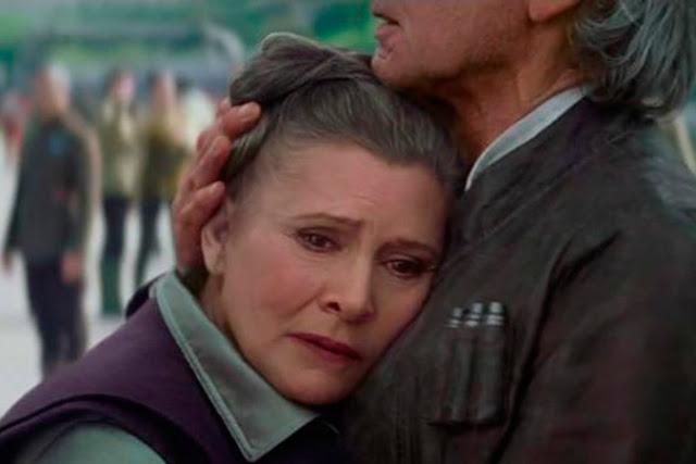 Princesa Leia Episodio VII