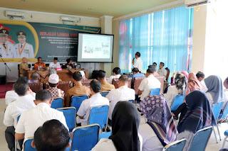 Tim Monev Terpadu Kunjungi DPK Muba
