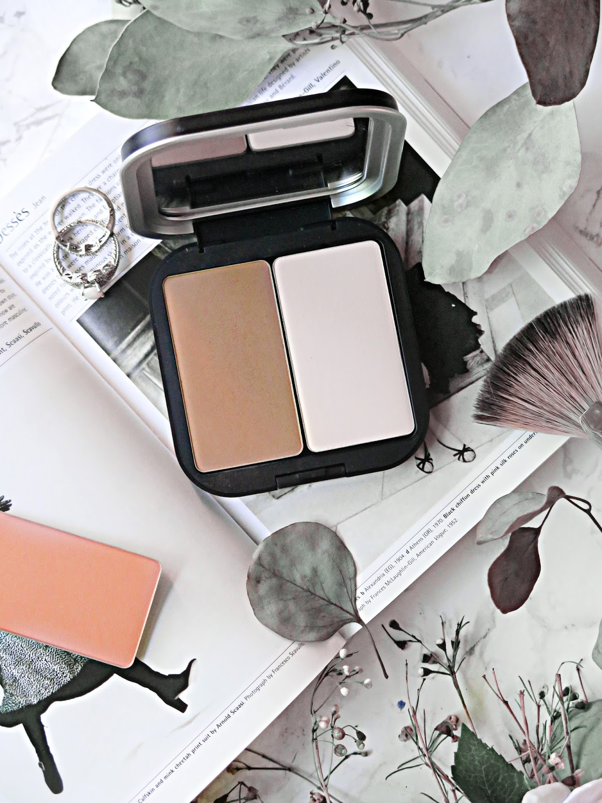 Makeup Dreams For The Organizational Hoarder | Make Up For Ever Artist Face Powders & Customizable Palette System | Review & Swatches | labellesirene.ca