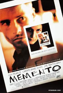 memento 2001 poster