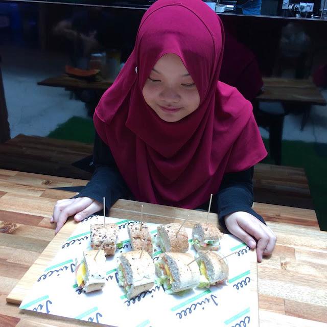 Juiceee Malaysia, Juiceee, Jus Lazat, The Starling Mall, Juiceee Starling, Jus Sihat, Sandwish Sedap