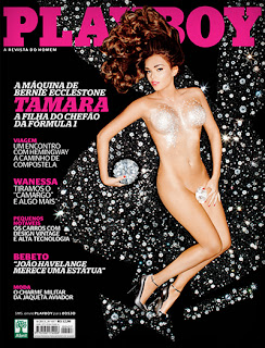 capafull Download Revista Playboy Tamara Ecclestone   Junho 2013 (Completa)