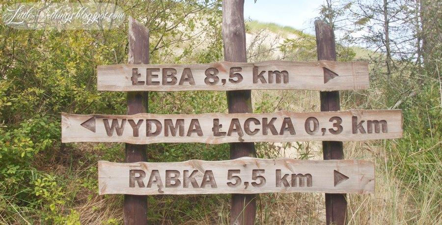 znak do wydm