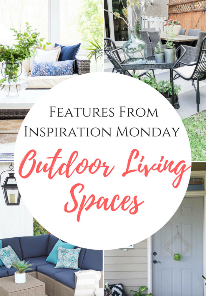 Ideas for Patio Living Spaces