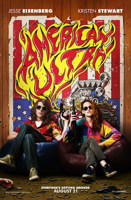 American Ultra (2015) ταινιες online seires oipeirates greek subs