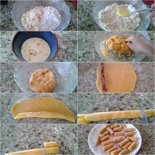 images of Badam Gulkand Rolls / Gulkand Rolls Recipe / Quick Badam Roll / Almond Gulkand Roll