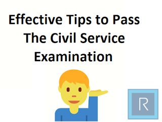 Effective Tips to Pass The Civil Service Exam