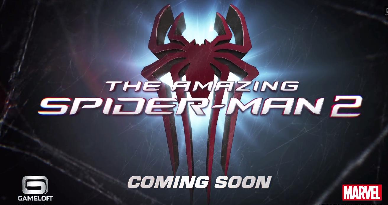 Gameloft Anuncia Novo Jogo Do Homem Aranha