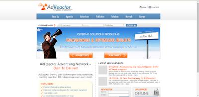 Review dan Bukti Pembayaran AdReactor