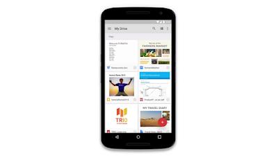 تحميل برنامج التخزين جوجل درايف للكمبيوتر والأندرويد Google Drive مجانا