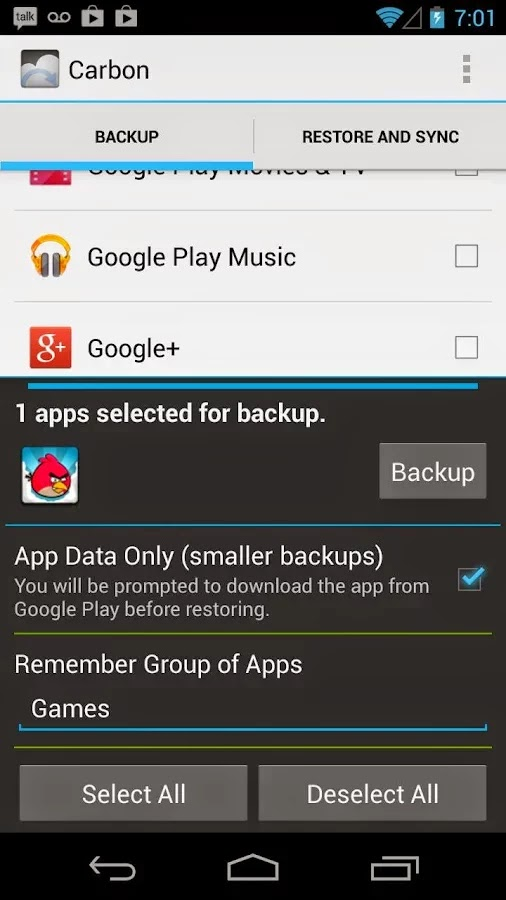 Helium Premium - App Sync and Backup v1.1.4.0