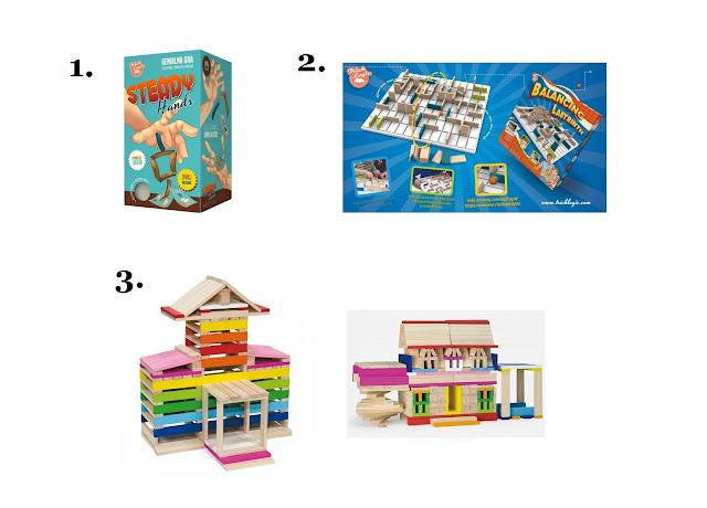 klocki gry zręcznościowe  - jakie klocki dla dziecka - prezent na Mikołajki dla dziecka - hancia.pl - zabawki dla dzieci online