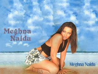 Meghna Naidu Sexy HQ Bikini Photo