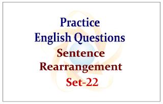 SBI PO Exam 2015- Practice English Questions
