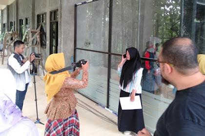 Isi Ramadan, Mahasiswa STIBI Syekh Jangkung Bikin Film