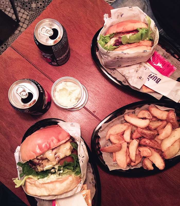 hamburger umuarama