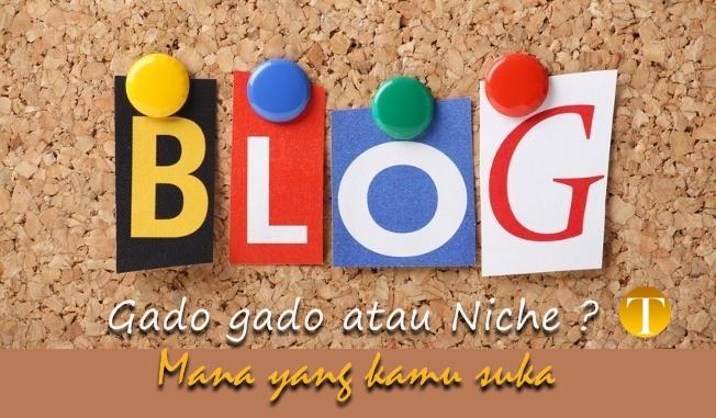 Weblog Satu Area of interest atau Gado gado Mana Yang Lebih Bagus ?