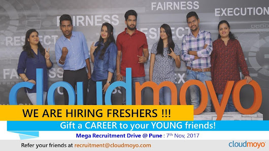 job openings in pune for freshers - Connecting Techies