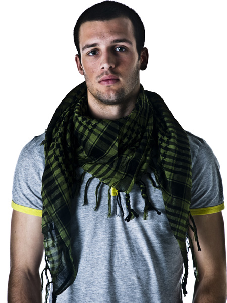 Fashion and Art Trend: Scarves : Men and Women