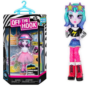 Кукла конструктор Off The Hook Dolls Naia