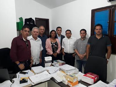 DENUNCIAÇÃO CALUNIOSA: Vereadores acionam a justiça contra caluniadores