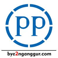 Lowongan Kerja MT PT PP (Persero) 2018