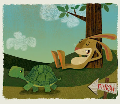 The-Hare-and-the-Tortoise-kids-story