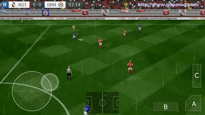 Dream League Soccer DLS 2016 V3.040 Apk AndroidGapmod