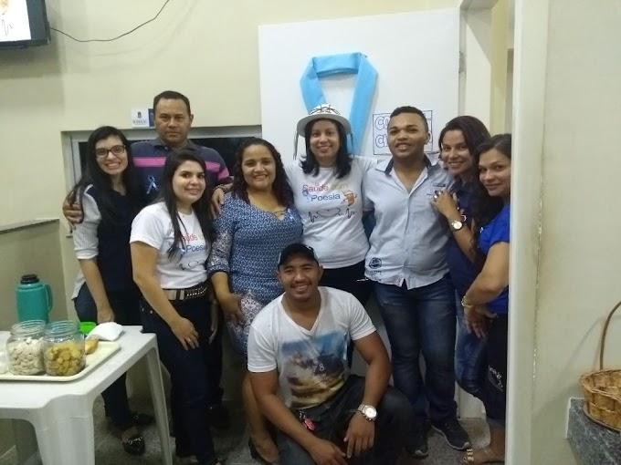Comunidade do Conjunto Santo Antônio recebe ação alusiva ao Novembro Azul
