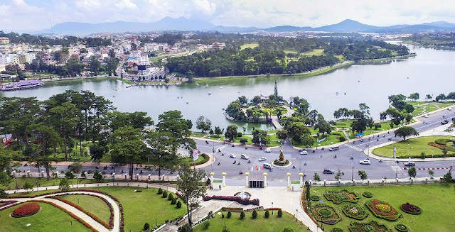 Dalat - the only city in Vietnam without traffic lights