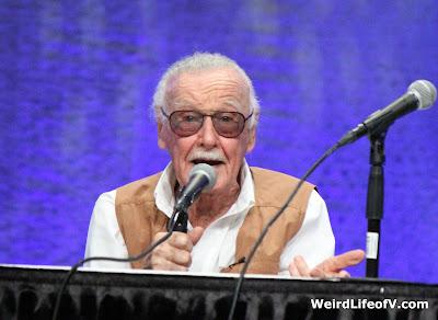 Stan Lee  - Stan Lee's Comikaze Expo 2015