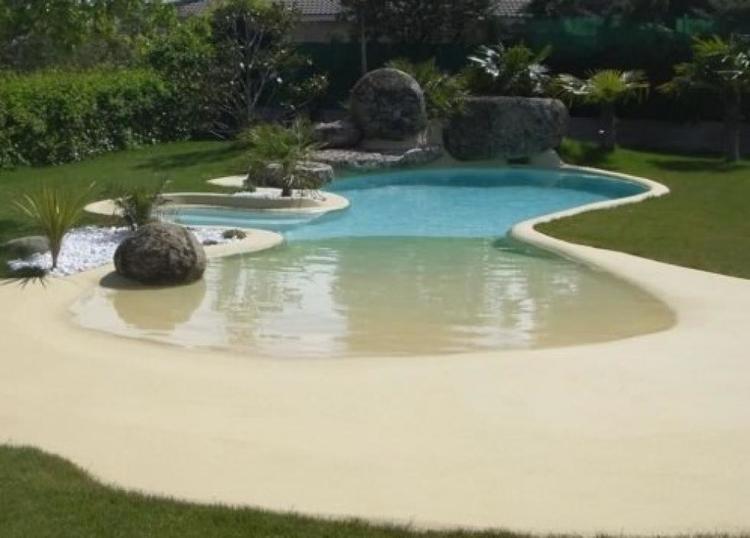 Con decoro piscinas de arena - Arena para piscinas ...