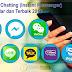 Aplikasi Chatting (Instant Messenger) Terpopular dan Terbaik