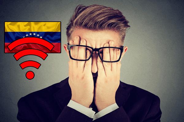 منع الإنترنت عن المواطنين في فنزويلا بعد الدعوة للانقلاب