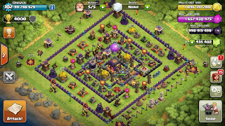 Clash of Clans Unlimited Mod/Hack http://nkworld4u.blogspot.in/