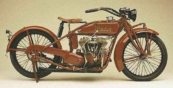 Indan Motorcycle - Chú ngựa hoang của dân Anh-điêng