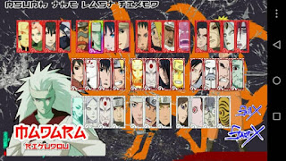 Naruto Senki NSUNH: The Last Fixed MOD by Henda